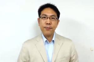 北村代表のビデオメッセージ